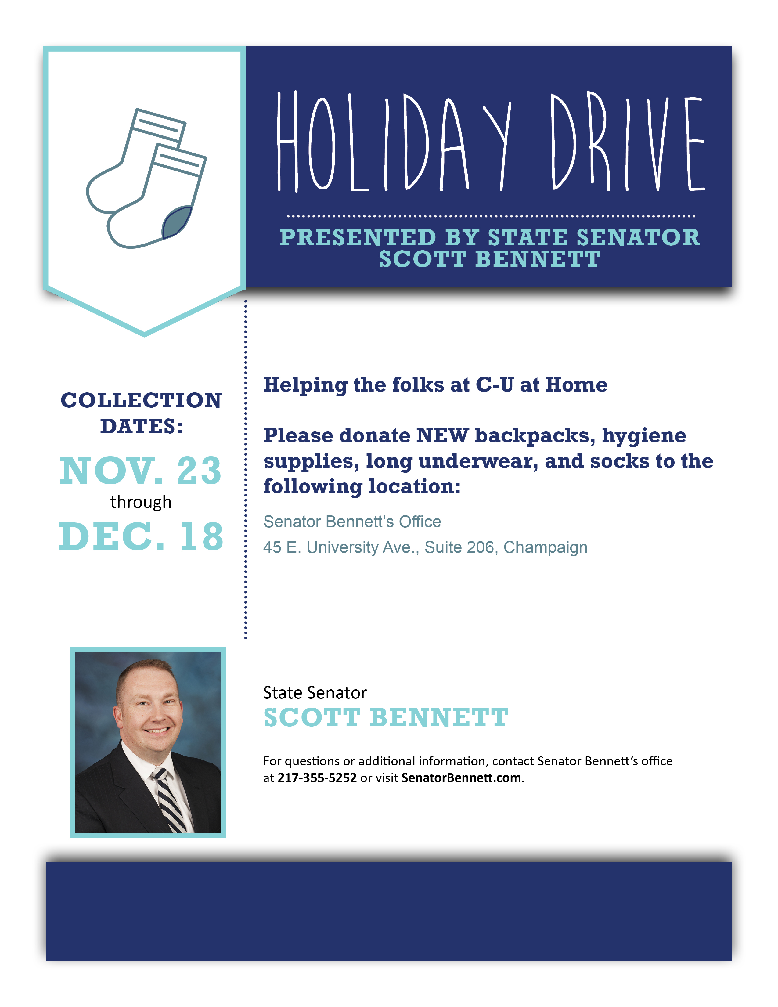 Holiday Drive