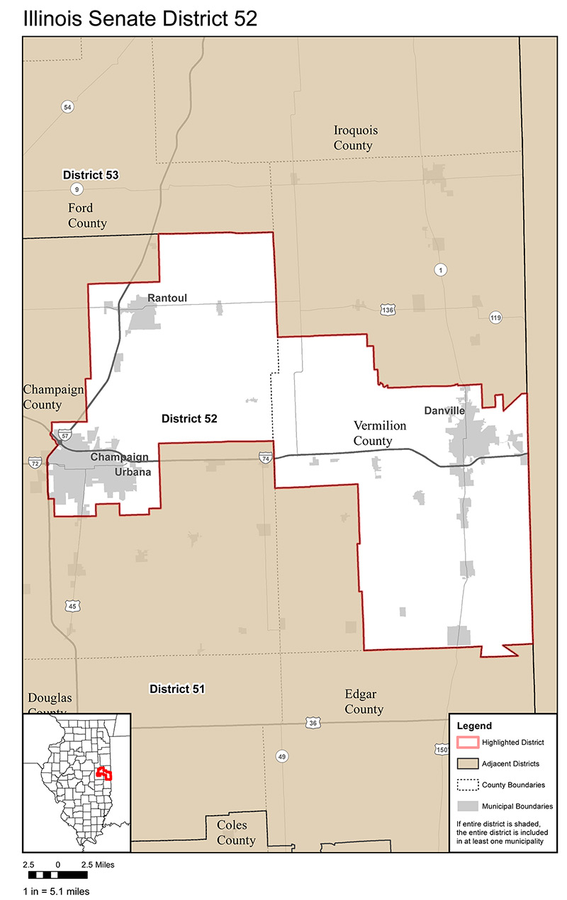 Illinois Senate District 52